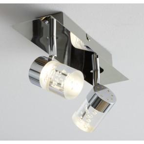Maar, 2-flammig, inkl LED