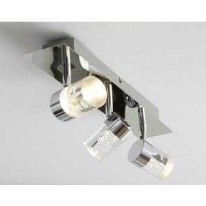 Maar, 3-flammig, inkl LED