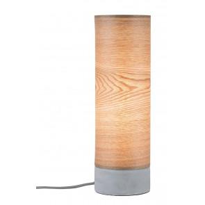 Skadi 35 cm Holz/Beton 1-flammig
