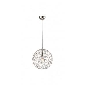 Cage, Ø 35 cm, Metall/ Satin