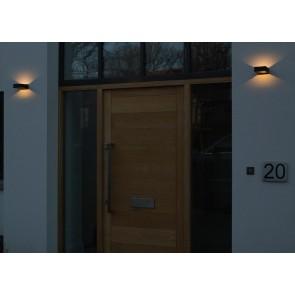 Napier LED Wall light
