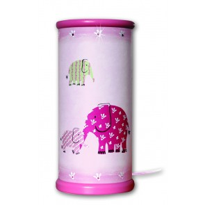 Waldi Leuchten Designers Guild Elefant Uni pink