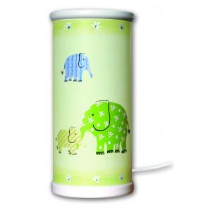 Waldi Leuchten Designers Guild Elefant Uni grün