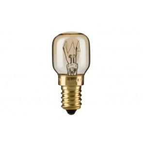 Paulmann Birnenlampe Backofen, 25W, E14, 230V, Klar