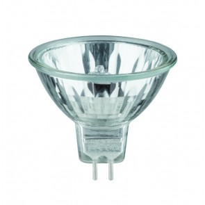 Halogen Reflektor Security 50W GU5.3 12V 51mm Silber