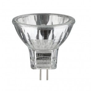 Paulmann Halogen Reflektor Security 3x20W GU4 12V 35mm Silber
