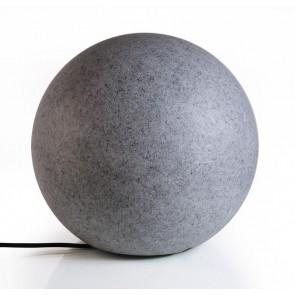 Leuchtkugel, Granit, Ø 56 cm