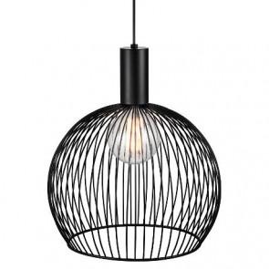 Aver 40 Ø 40 cm schwarz 1-flammig kugelförmig