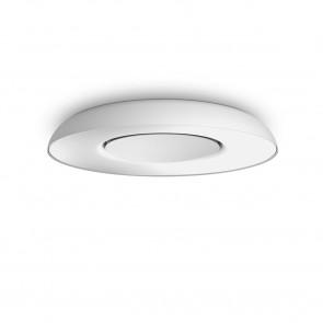 White Amb. Still Ø 39,1 cm weiß 1-flammig rund