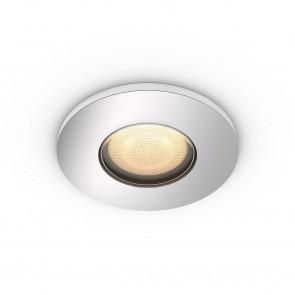 Adore Ø 9,4 cm chrom 1-flammig rund