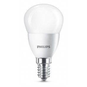 LED E14 (P45) (ersetzt 40W), 520lm, Kaltweiß 4000K, 230V, matt