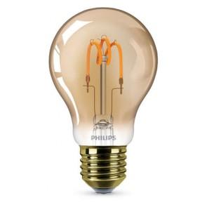 LED Classic E27 (A60) 2.3W (ersetzt 14W), 125lm, 2000k, GOLD