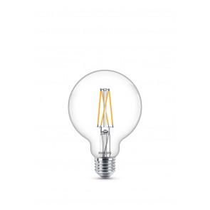 LED WarmGlow ersetzt 60W, E27, warmweiß (2200 - 2700K), 806 Lumen, dimmbar
