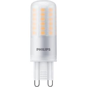 LED ersetzt 60W, G9, warmweiß (2700 Kelvin), 570 Lumen
