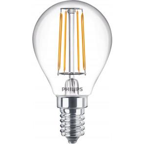 LED ersetzt 40W, E14, warmweiß (2700 Kelvin), 470 Lumen, 2er-Pack
