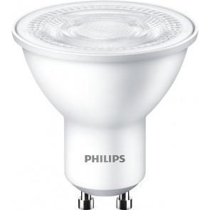 LED ersetzt 50W, GU10, warmweiß (2700 K), 345 Lumen, Reflektor