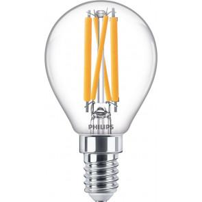 LED WarmGlow ersetzt 40W, E14, warmweiß (2200 - 2700K), 470 Lumen, dimmbar