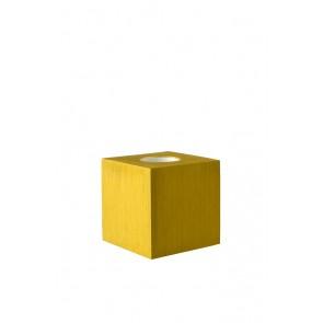 Cubic, goldfarben