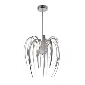 Leave LED, höhenverstellbar, Ø 66 cm