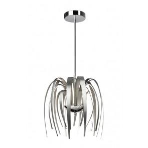 Leave LED, höhenverstellbar, Ø 45 cm