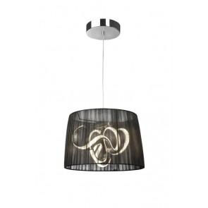 Organza LED, Höhe 150 cm, Ø 38 cm