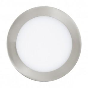 Fueva Spot, LED-BLE-RGB-CCT, Ø170, nickel-matt