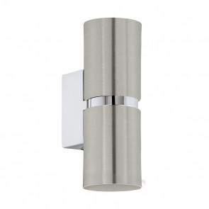 Passa, LED, Ø 60 cm, nickel-matt