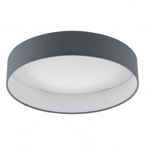 Palomaro 1, LED, Ø 40,5cm, anthrazit/weiß