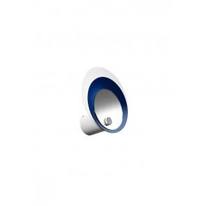 Hula Hoop Appl E27 57W Blu-Specchio