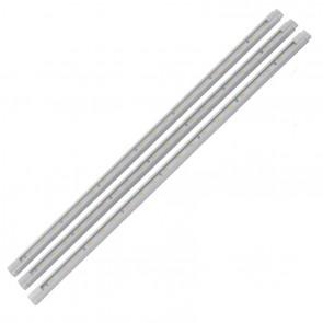 LED Stripes-Deco, 3x 39 cm, neutralweiß