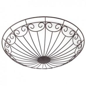 Colti, rund, Durchmesser 45,5cm