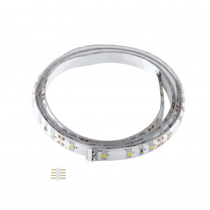 Led Stripes-Modul Länge 1 M weiß 1-flammig rechteckig