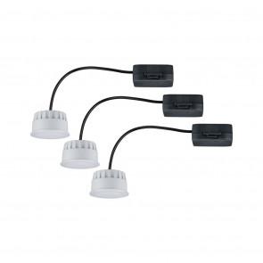 LED-Modul Coin 3er-Set 6,5 W 460 lm 2700 K