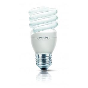 Energiesparlampe Tornado, E27, warmweiß, 10000 Std, 15W