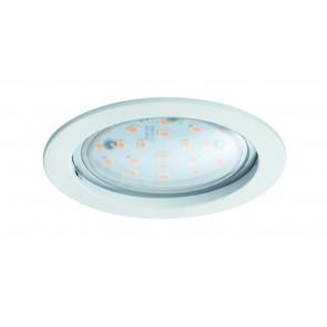 Paulmann Coin klar rund starr LED 1x14W 2700K 230V Weiß