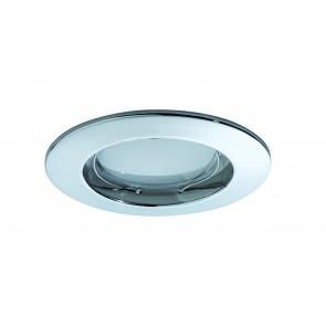 Coin dimmbar satiniert starr LED 3x7W 2700K 230V Chrom