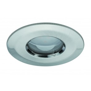 Coin IP65 dimmbar satiniert starr LED 3x7W 230V Eisen