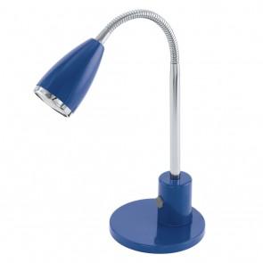 Fox, blau, inkl LED