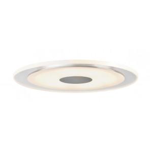 Whirl, LED, IP23, dimmbar, rund, 3er Set, metallisch