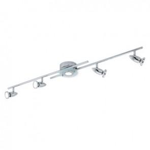 Cerbero, 4-flammig, inkl LED, elliptisch