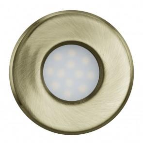 Igoa, Ø 8,5 cm, goldfarben