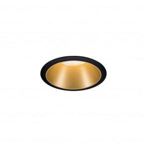 EBL Cole 3er-Set Ø 8,8 cm schwarz 1-flammig rund