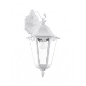 Navedo, herabhängend, Farbe: weiß, Höhe: 47,5 cm