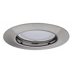 EBL LED, 1x, rund starr LED 1x4,5W 230V Eisen geb/Metall