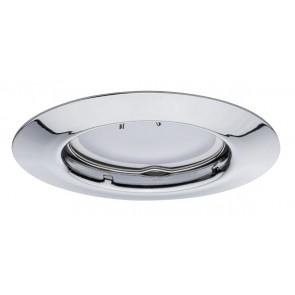 EBL LED, 1x, rund starr LED 1x4,5W 230V Chrom