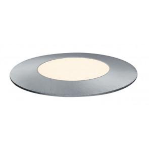 Plug & Shine Floor Mini Ø 5,5 cm silber 3000K