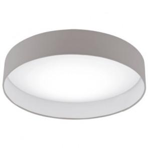 Palomaro, LED, IP20, Ø 50 cm, taupe