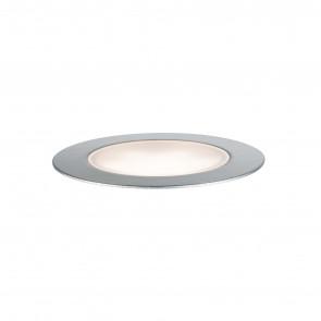 Plug & Shine Floor Eco 3 cm silber 3000K