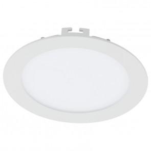 Fueva 1, LED, Ø 17 cm, 4000K, rund, weiß