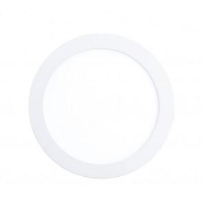 Fueva 1, LED, IP20, Ø 22,5 cm, dimmbar, weiß